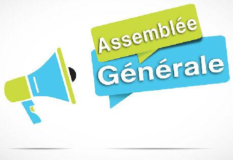 Assemblée Générale 2021