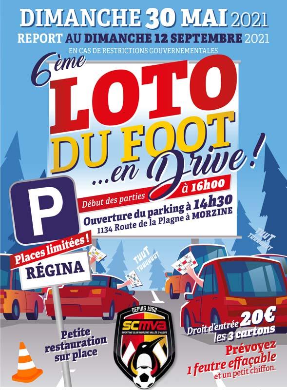 Loto Drive 2021 - SCMVA