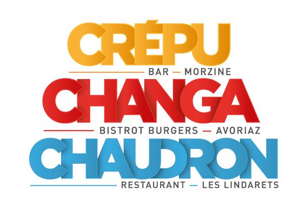 Le Crépu – Le Changa – Le chaudron